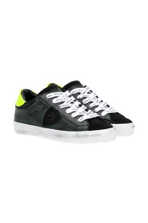 Black Philippe Model kids teen sneakers  PHILIPPE MODEL KIDS | 12 | CLL0VF1T