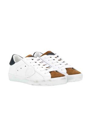 Philippe Model kids teen white sneakers  PHILIPPE MODEL KIDS | 12 | CLL0VS7T