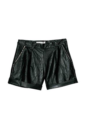 Black shorts Philosophy kids teen  PHILOSOPHY KIDS | 5 | PJBE06PE45UHUNI0500T