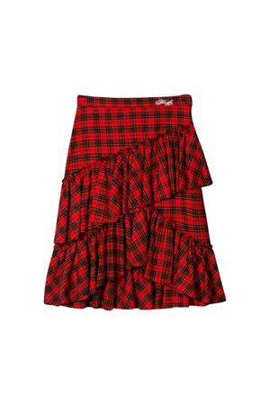 Red skirt Philosophy kids PHILOSOPHY KIDS | 15 | PJGO07CQ281UHUNI0501