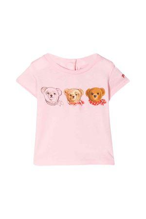 Newborn pink Ralph Lauren kids t-shirt  RALPH LAUREN KIDS | 7 | 310750814004