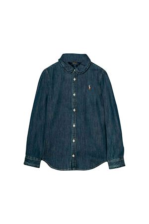 Denim shirt Ralph Lauren kids teen  RALPH LAUREN KIDS | 6 | 312698854001T