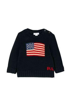 Ralph Lauren kids navy blue sweater  RALPH LAUREN KIDS | 7 | 320668285001