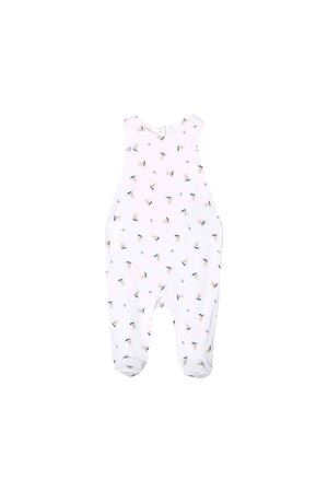 Ralph Lauren kids newborn white baby suit  RALPH LAUREN KIDS | 1491434083 | 320682717001