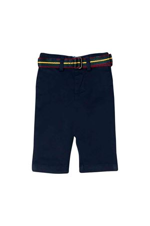 Blue newborn trousers Ralph Lauren kids  RALPH LAUREN KIDS | 9 | 320738111001