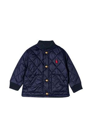 Giubbino blu neonato Ralph Lauren kids RALPH LAUREN KIDS | 13 | 320746656001
