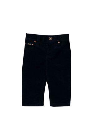 Pantalone blu scuro neonato Ralph Lauren kids RALPH LAUREN KIDS | 9 | 320749111001