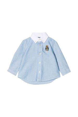 reputable site 3eb6e 45f76 Collezione Kidswear 2020 - Camice Neonato - Mancini Junior