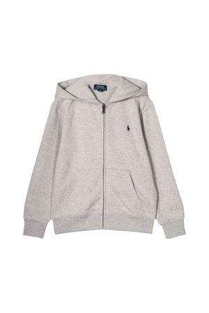 Ralph Lauren kids gray sweatshirt  RALPH LAUREN KIDS | 7 | 321737862004