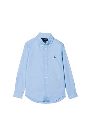 Blue Ralph Lauren kids shirt  RALPH LAUREN KIDS | 6 | 321750010001