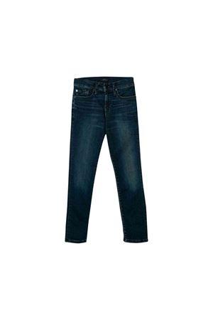 Pantaloni in denim Ralph Lauren kids teen RALPH LAUREN KIDS | 9 | 321750427001T
