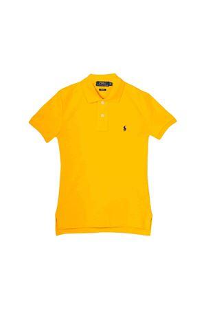 Yellow Polo Ralph Lauren kids teen  RALPH LAUREN KIDS | 7 | 323708857032T