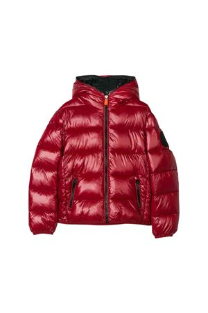 Red teen lightweightjacket jacket Save the duck kids SAVE THE DUCK | 13 | J31288LUCK901501T