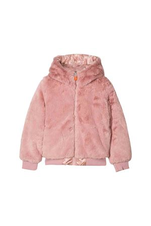Rose teen reversible lightweight jacket Save the duck kids SAVE THE DUCK | 13 | J3694GFURY900996T