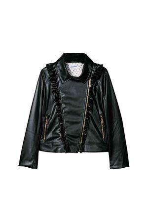 Simonetta kids black jacket  Simonetta | 3 | 1L2101LX430930T