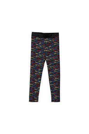 Black leggins Stella Mccartney Kids teen  STELLA MCCARTNEY KIDS | 411469946 | 566273SNKB61079T