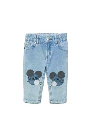 Jeans chiari Stella Mccartney Kids STELLA MCCARTNEY KIDS | 9 | 566284SNK404263