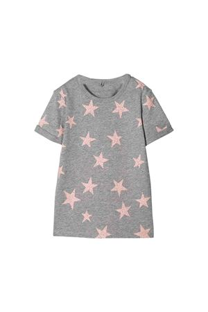Gray Stella Mccartney Kids t-shirt  STELLA MCCARTNEY KIDS | 8 | 566297SNJC61461