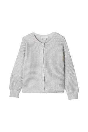 Grey cardigan Stella McCartney kids STELLA MCCARTNEY KIDS | 39 | 566346SNM198115