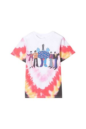 T-shirt bianca Stella Mccartney Kids  STELLA MCCARTNEY KIDS | 8 | 566407SNJI39082