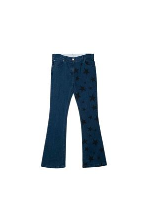Stella Mccartney Kids teen blue trousers  STELLA MCCARTNEY KIDS | 9 | 566557SNK414265T