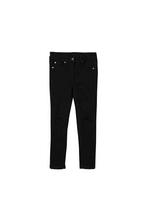 Pantaloni neri Stella Mccartney Kids STELLA MCCARTNEY KIDS | 9 | 566575SNK251075