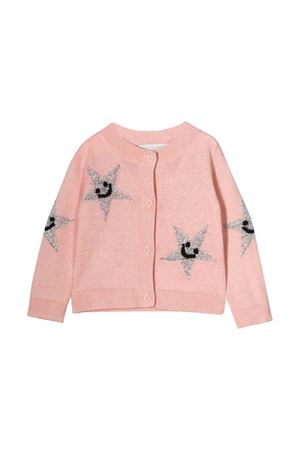 Cardigan rosa Stella Mccartney Kids STELLA MCCARTNEY KIDS | 39 | 566703SNM265769