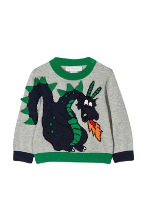 Felpa grigia Stella Mccartney Kids STELLA MCCARTNEY KIDS | 7 | 566710SNM141461