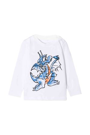 Maglia bianca Stella Mccartney Kids STELLA MCCARTNEY KIDS | 8 | 566784SNJ339082