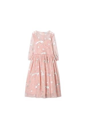 Pink Stella Mccartney Kids girl dress  STELLA MCCARTNEY KIDS | 11 | 566844SNK235773