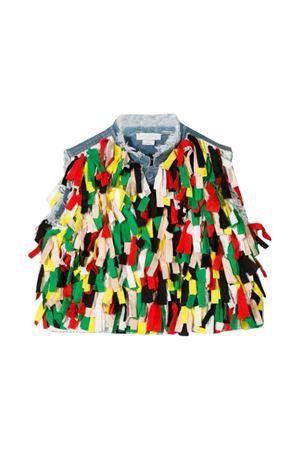 Stella Mccartney Kids teen jeans vest  STELLA MCCARTNEY KIDS | 38 | 566863SNK348489T