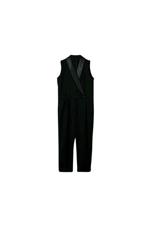 Stella McCartney kids long black jumpsuit  STELLA MCCARTNEY KIDS | 11 | 571244SNK541073