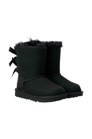 UGG kids teen black boots  UGG KIDS | 12 | 1017394KBLACKT