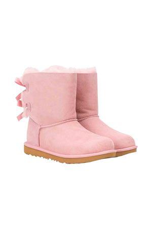 Pink UGG kids teen boots UGG KIDS   12   1017394KPINKT