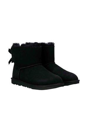 UGG kids teen black boots  UGG KIDS | 12 | 1017397KBLACKT