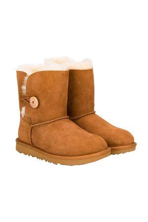UGG kids camel boots  UGG KIDS   12   1017400KCHESTNUT