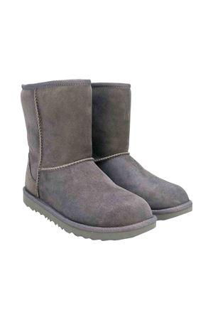 UGG gray kids teen boots  UGG KIDS | 12 | 1017703KGREYT