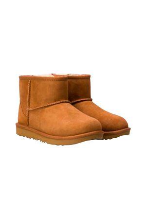 UGG kids teen camel ankle boots  UGG KIDS | 12 | 1017715KCHESTNUTT