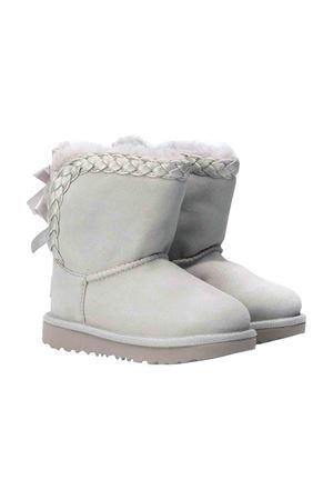 UGG kids baby grey boots  UGG KIDS | 12 | 1103617TGREY