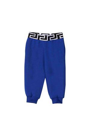 Jogging pants neonato bluette Young Versace YOUNG VERSACE | 9 | YB000077YA00077YA124