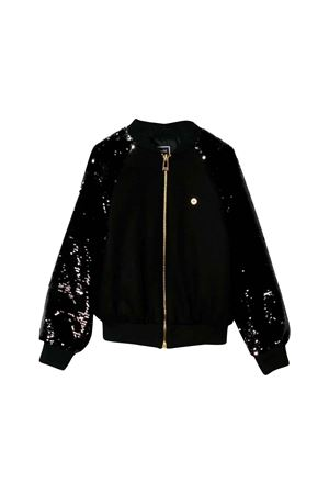 Young Versace girl black jacket  YOUNG VERSACE | 1236091882 | YC000095YA00203YA008