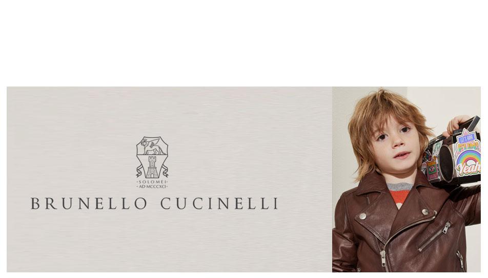 Brunello Cucinelli kids SS20