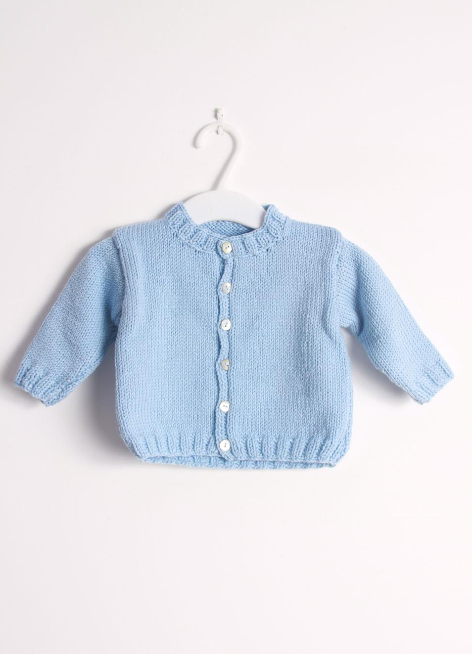 a19b9512c4 Wool cardigan sweater for new born