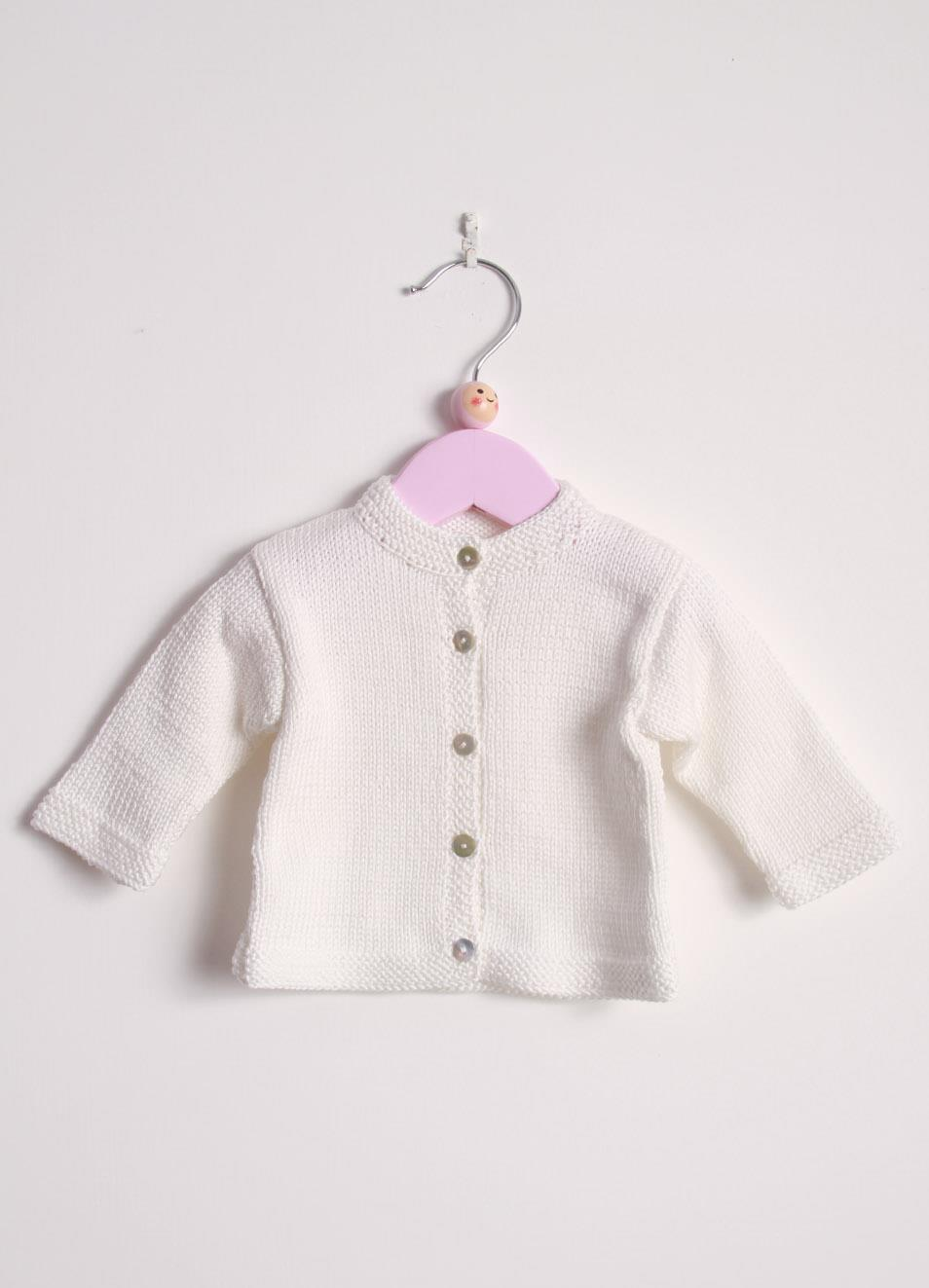 cheap for discount c5706 4d19d Cotton cardigan sweater for new born