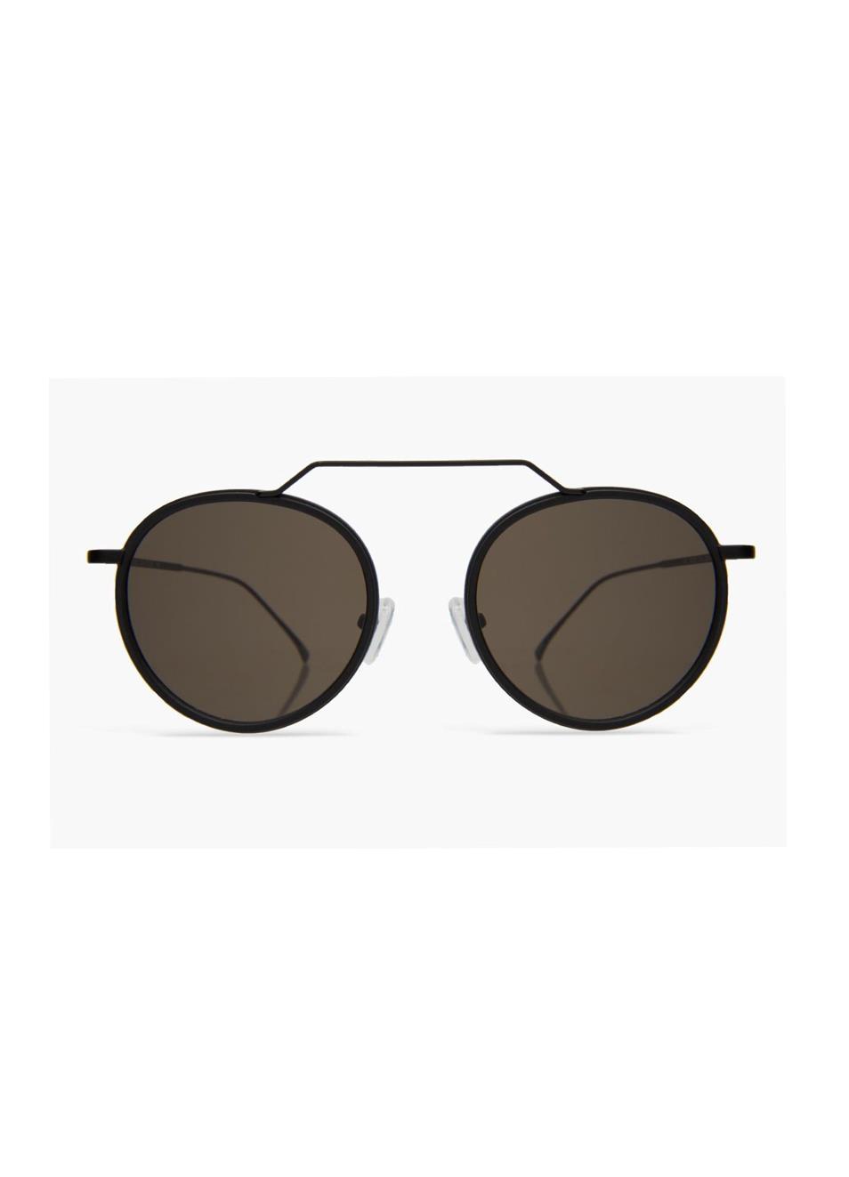 vendita più economica la migliore vendita nuova selezione Wynwood Illesteva neri con lente grigia flat