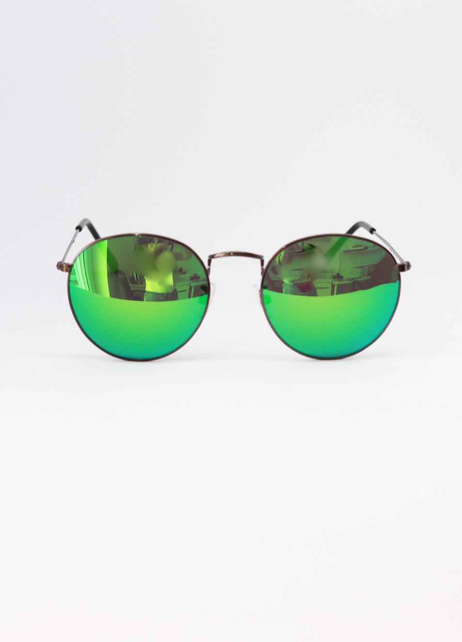 più amato 756c0 e5825 Occhiali da sole esclusivi verdi