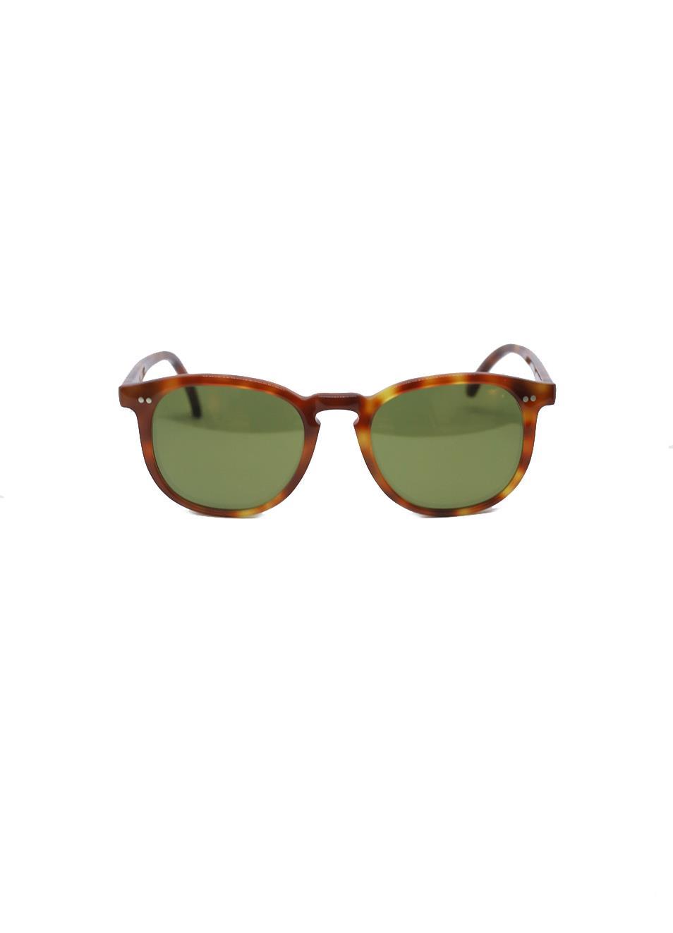 a basso prezzo 9c2bc 103b9 Occhiali da sole artigianali maculati satinati