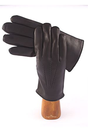 Lambskin black gloves for man Capri Gloves | 34 | CA060NERO