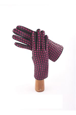 Lambskin gloves for woman  Capri Gloves | 34 | CA076ORCHID