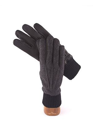 cashmere gloves for man  Capri Gloves | 34 | CA1126NERO